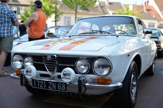 Alfa Roméo Gulia Sprint GT