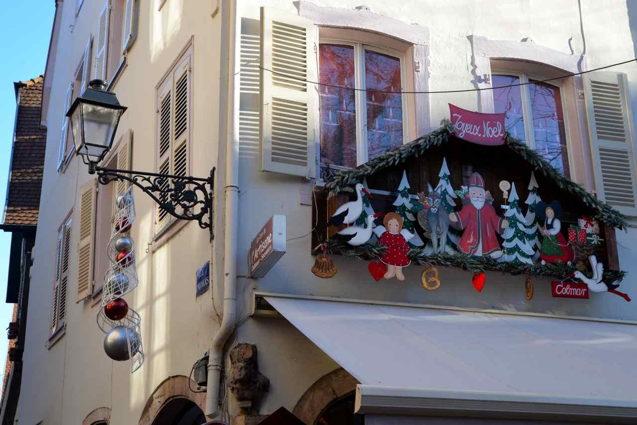 Angle de la rue des Serruriers et St Nicolas