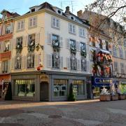 Angle rue Vauban, Place Jeanne d'Arc