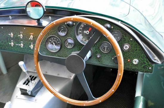 Aston Martin DBR Le Mans