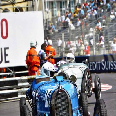 Monaco, Grand Prix historique 2016