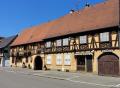Maisons du XVI° siècle