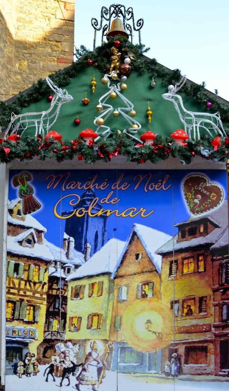 Colmar, des décos et ses marchés de Noël
