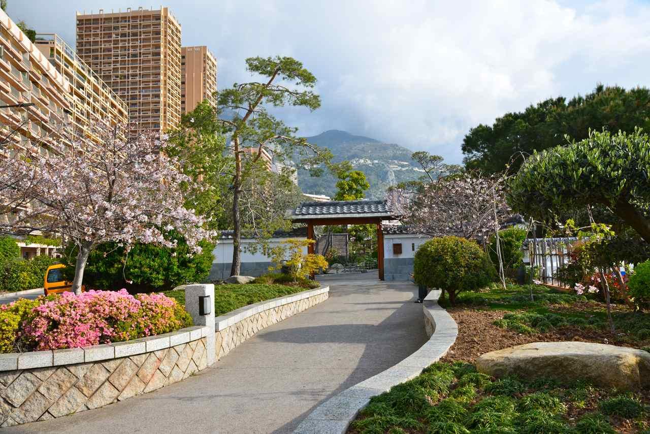 Monaco jardin japonais for Jardin japonais monaco