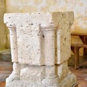 Fonts baptismaux du transept sud