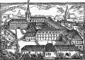 L'abbaye bénédictine au 18ème siècle (Hans Matter)