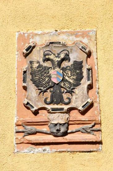L'aigle impérial à deux têtes