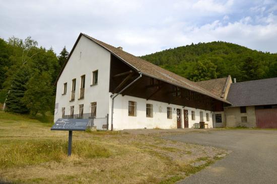 L'ancienne ferme de l'abbaye