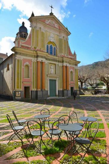 L'église Sant' Antonio Abate date du XVII siècle