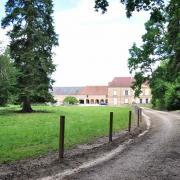 La ferme-régie du château