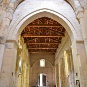 La nef vue depuis la croisée du transept