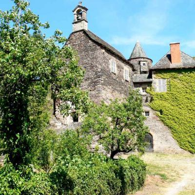 8° étape : Saint Côme d'Olt à Estaing