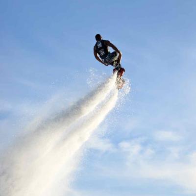 Flyboarding en Floride