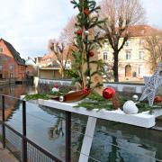 Quai de la Poissonnerie et la rivière Lauch (Patite Venise)