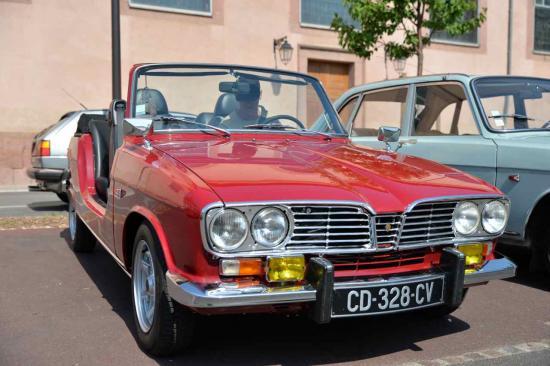 Renault R16 spéciale