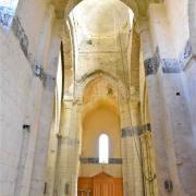 Transept nord et...