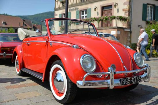 """Volkswagen """"Coccinelle"""""""